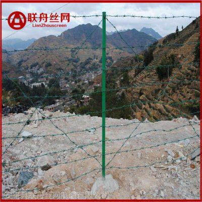 广西镀锌钢丝刺绳 南宁工厂隔离镀锌钢丝刺绳专业厂家