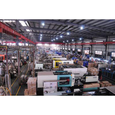 迪多注塑加工 100T至550T专业塑胶制品代工 54台专业注塑生产