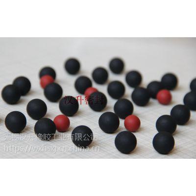 供应水磨无痕橡胶球12.7mm 现货丁氰 氟胶