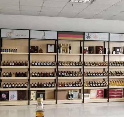 供应生活超市JB展示货架豪华型水果货架东莞货架