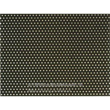 安平若胜 1*2铜板冲孔网 圆孔微孔过滤网 声源降噪 价格