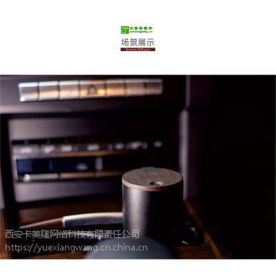 西安卡美隆科技热卖促销C01型便携式USB车载空气净化器【四色可选】
