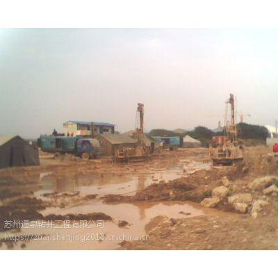 芜湖钻井 芜湖钻深水井价格 机械钻井图片
