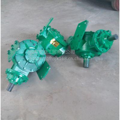 大棚立柱钻坑机 四轮拖拉机加厚螺旋式打坑机