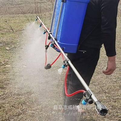 批发供应 小麦打药机 支架式电动喷雾器 肩背式20升农药喷洒机