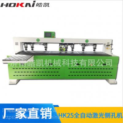厂家直销青岛激光侧孔机 全自动数控 三合一侧打孔侧孔机