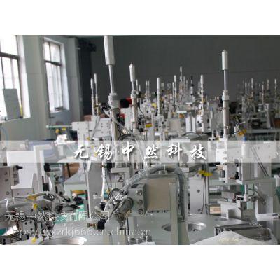 LED灯组装生产线_led球泡灯自动组装机_灯具装配线