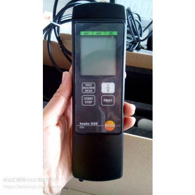 2通道红外传感器德国德图CO2测量仪