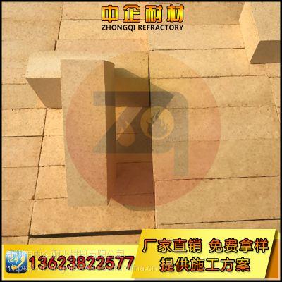 台车窑石灰窑专用三级高铝砖,河南中企直销耐火砖,浇注料,保温砖,可定制。