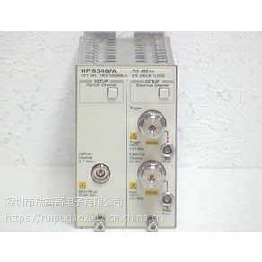 83487A 3 GHz光模块 / 20 GHz电模块O/E module 光/电模块 83487A