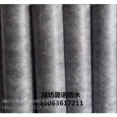 杭州聚乙烯丙纶布价格 屋顶地下室专用防水丙纶布厂家