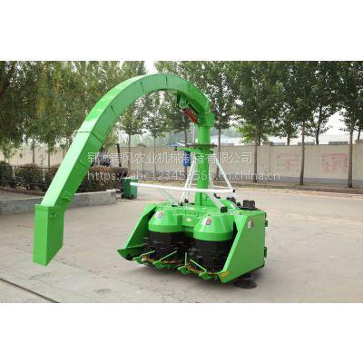 湖南牵引式牧草收集机 站立式农作物青储回收机 多功能水稻粉碎收获机