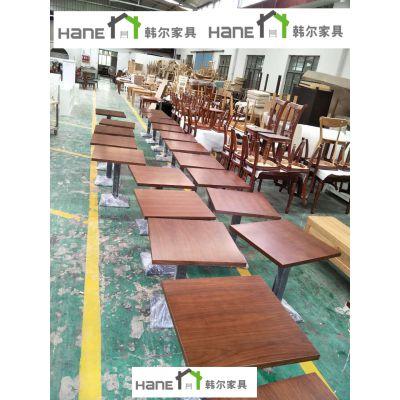 LOFT工业风格 订做西餐厅桌椅,上海西餐厅桌椅价格,韩尔工厂直销
