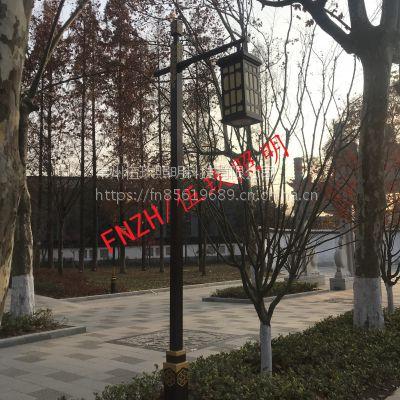 FNZH/伍玖照明4米小区园林广场街道景区特色主题道路景观灯庭院灯厂家江西上饶批发