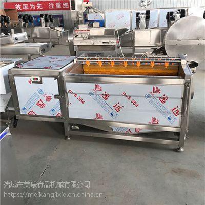 1200型大枣毛辊清洗机全自动美康供应