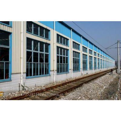 彩色涂层 供应太原佳航彩色涂层钢板门窗整套门窗,09J602-2厂家