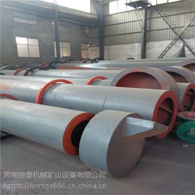 供应锐泰大型矿渣烘干机 滚筒式锯末烘干生产线