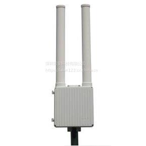 莱安300m全向覆盖无线网桥 360度无线传输 视频监控系统
