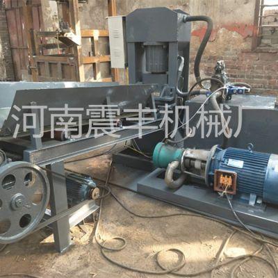 全自动钢筋无缝钢管剪切机 塑钢方钢剪断机 震丰机械厂直销支持定制