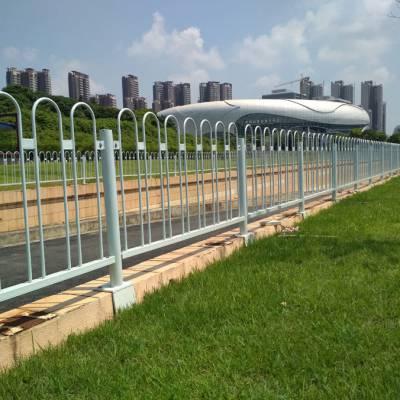 深圳港式防护围栏现货 惠州马路中间护栏 广州公路栏杆