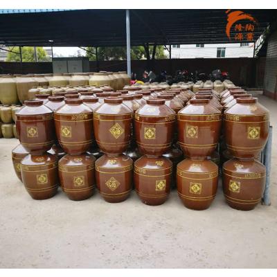 四川土陶酒坛500-1000斤批发零售