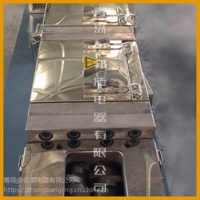 中邦凌P006塑料母粒造粒机高效节能加热圈