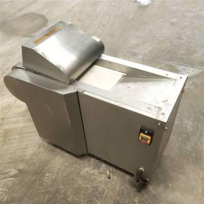 孝感市商用不锈钢切条机 启航多功能切丝切段切片切丁机 厨房专用切菜机生产厂家