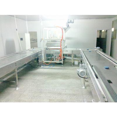 供应奎宏全自动蛋糕蛋黄派生产线,全自动饼干生产线,供应全自动曲奇糕点生产线 ,月饼生产线,面包生产线