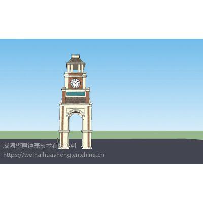 华声钟表提供教堂钟-塔钟更新服务