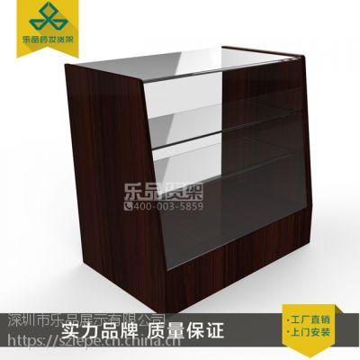 乐品药店玻璃前柜中药柜深圳展厅可参观