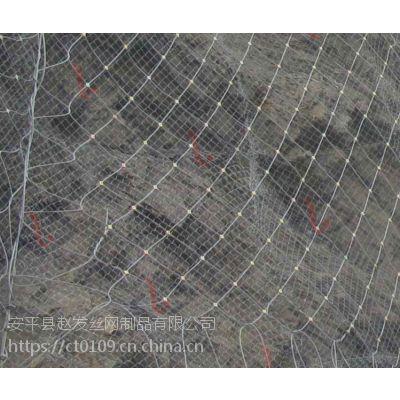 边坡防护网现货.边坡挂网喷播.护坡网挂网