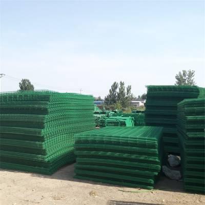 护栏网安装 围栏多少钱一米 工厂小区围网