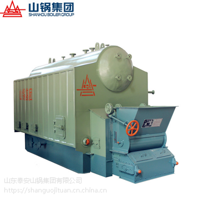 山口牌DZL2-0.7-AII燃煤水管蒸汽锅炉
