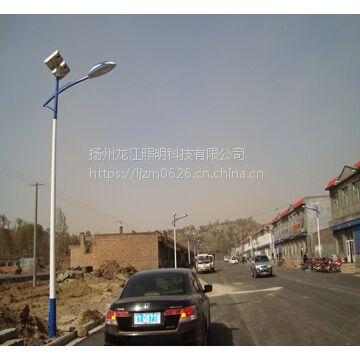南阳7米太阳能路灯龙江照明专业厂家
