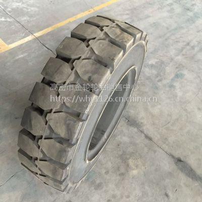 现货销售8.25-15平板拖车轮胎 实心叉车工程机械轮胎 厂家三包电话15621773182