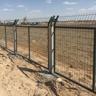 铁轨防爬网 广州高铁护栏 中山铁路栅栏