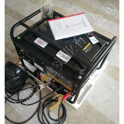 自带发电焊机价格230A汽油发电电焊机