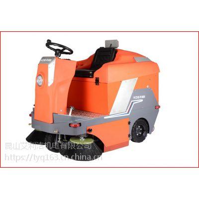 扫地机洁优德S3扫地车驾驶清洁机器
