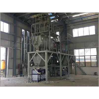 郑州永兴牌耐磨地坪涂料搅拌机生产设备
