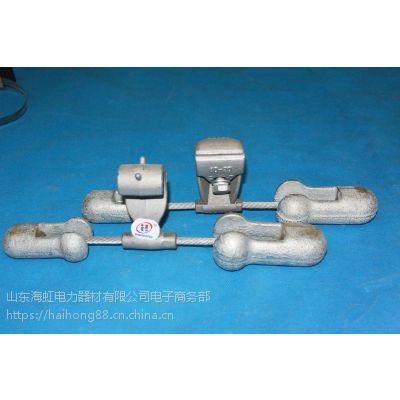 海虹现货销售螺栓式防震锤4D系列防震金具多种规格
