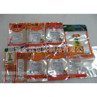 供应保定肉食品袋/真空包装袋/免费设计/金霖包装制品