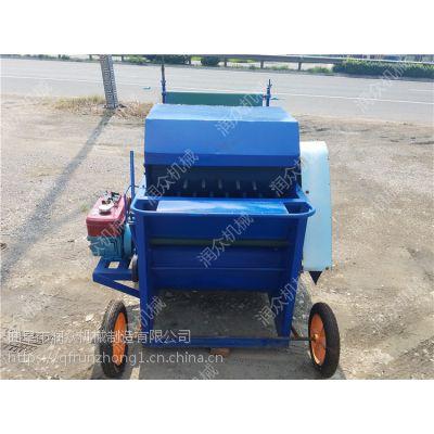 农用干湿毛豆采摘机 好操作鲜毛豆采摘机 润众