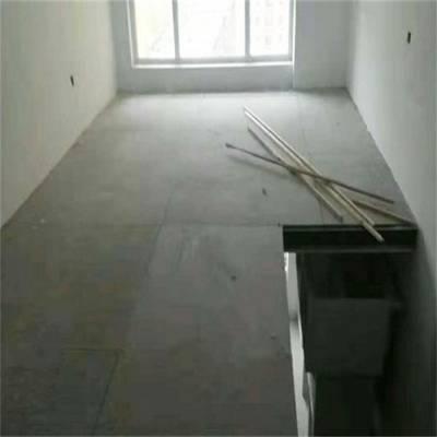 使用郑州25mm高强水泥纤维板搭建复式钢结构隔层恰到好处