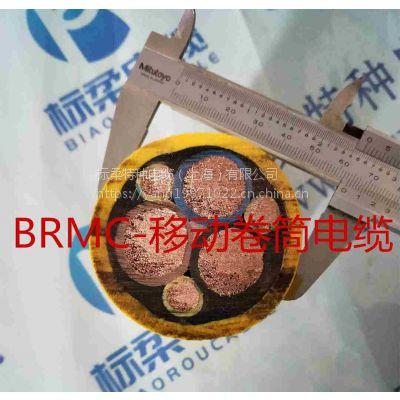 供应3X185+3X35平方聚氨酯卷筒电缆