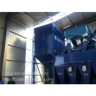山东菏泽脉冲袋式除尘器定制安装丨工业除尘设备厂家报价