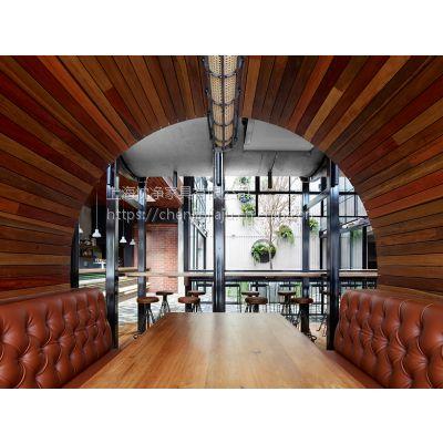 上海咖啡双人椅定做价格,欧式带扶手软包坐垫椅