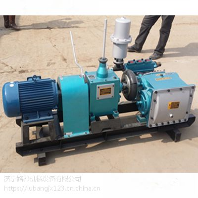 路邦机械钻孔灌桩机 BW160泥浆泵 混凝土注浆机