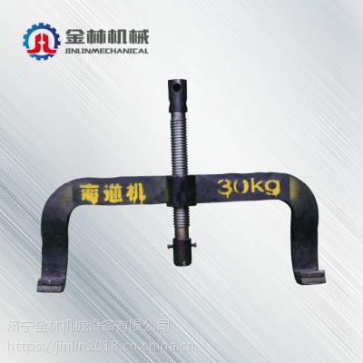 中国山西晋中月底促销24kg手动弯轨器液压弯道器