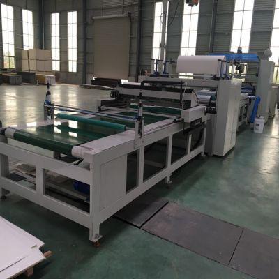 曲阜三元亚克力片材 高光膜贴纸机 全自动贴纸机厂家