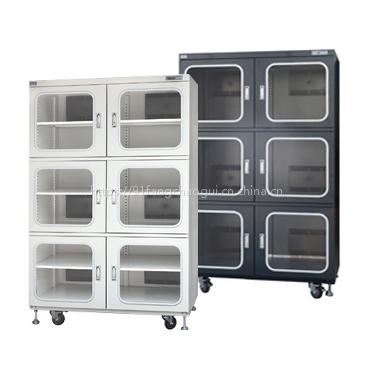供应真萍科技防潮柜广泛用于电子电器用品,精密仪器光学镜片,精密模具BGA,特殊化学药品精密电子组件等